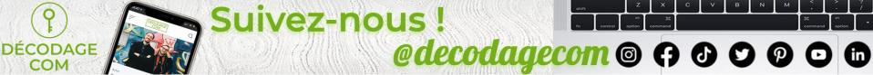 Suivez-nous ! decodagecom