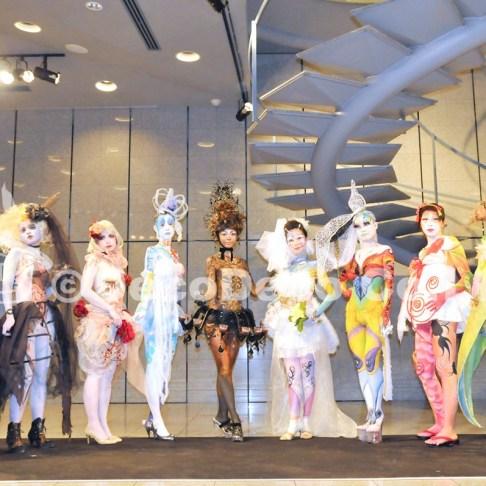 Body Decoration Art Show 2011