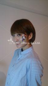 久保ユリカちゃん,フェイスペインティングの画像 オリンピック イルカ