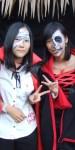 フェイスペインティング:SEKAI NO OWARI Live「炎と森のカーニバル」 007