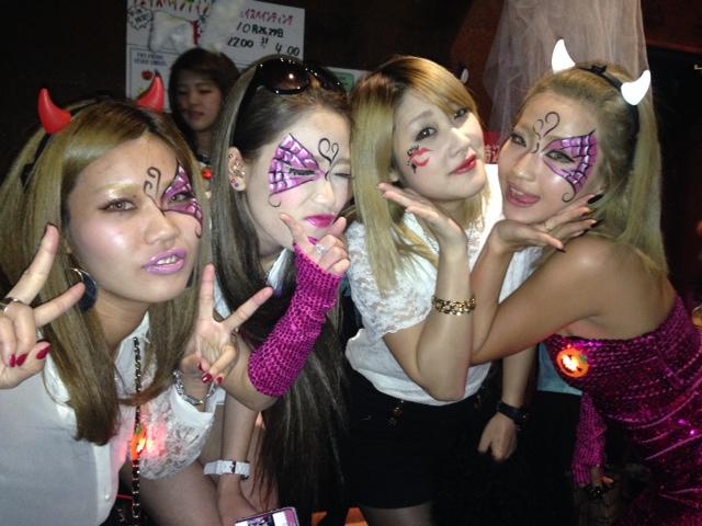 CLUB  JAWS HAPPY HALLOWEEN!!13
