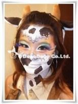 平成21年干支用 「COW GIRL」