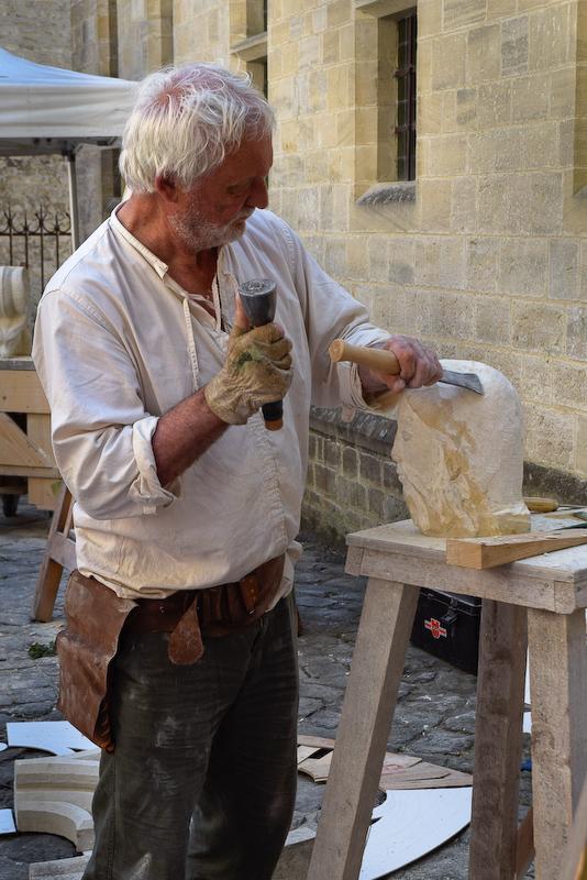 Sculpteur Pierre Le Renard