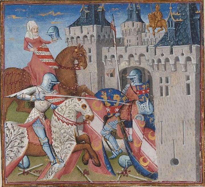 tours à mâchicoulis, créneaux, merlons, archères et archères-canonnières