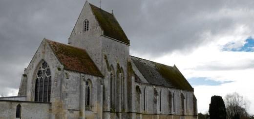 église d'Ussy (Calvados)