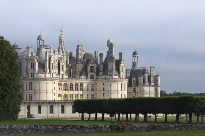 Le château Renaissance de Chambord
