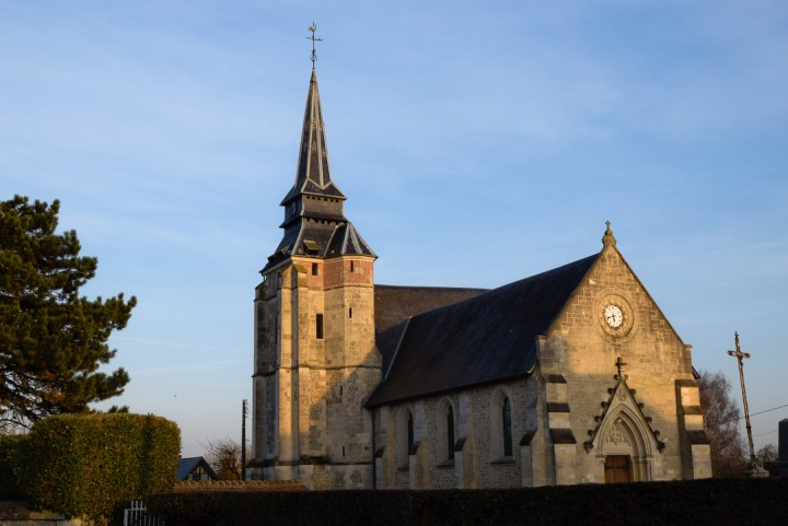 Eglise de Saint-Philbert-des-Champs