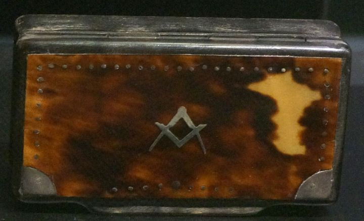 deux symboles maçonniques
