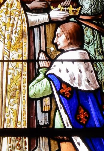 Charles VII sacré