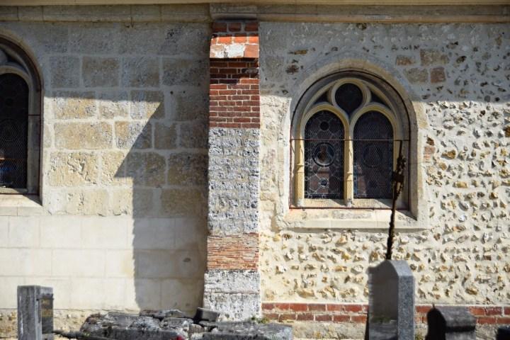 appareil mur église
