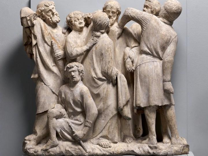 Fragment du jubé d'Amiens