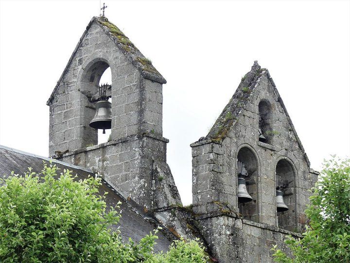 Eglise de Magnat-l'Etrange