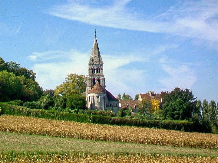 Eglise de Saint-Vaast de Longmont