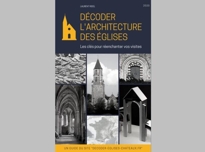 Couverture guide décoder architecture des églises