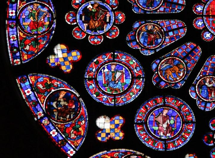 24 vieillards de la cathédrale de Chartres