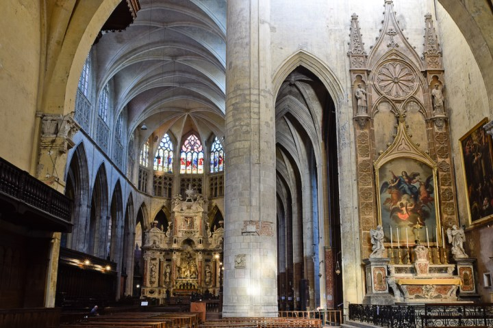 toulouse cathedrale