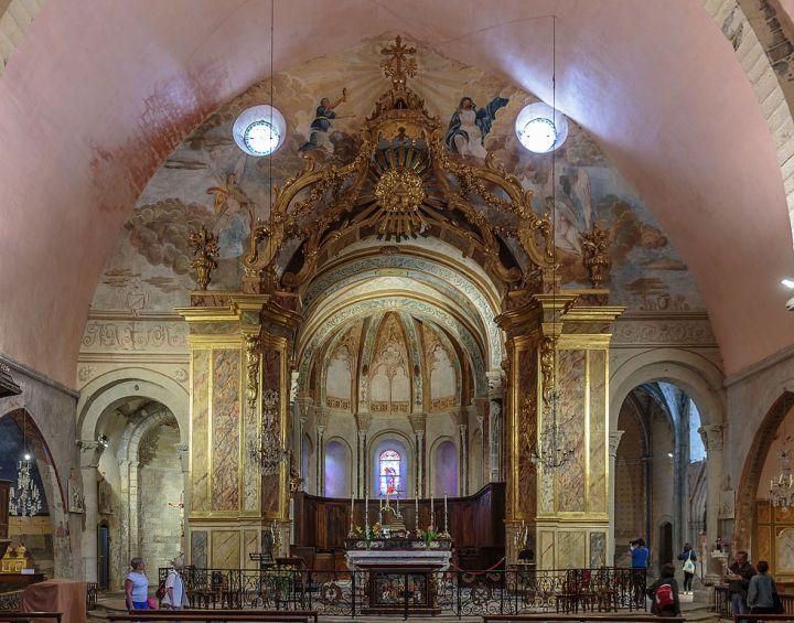 Eglise abbatiale de Saint-Papoul