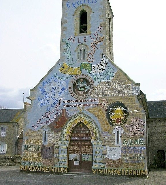 église du Ménil-Gondoin