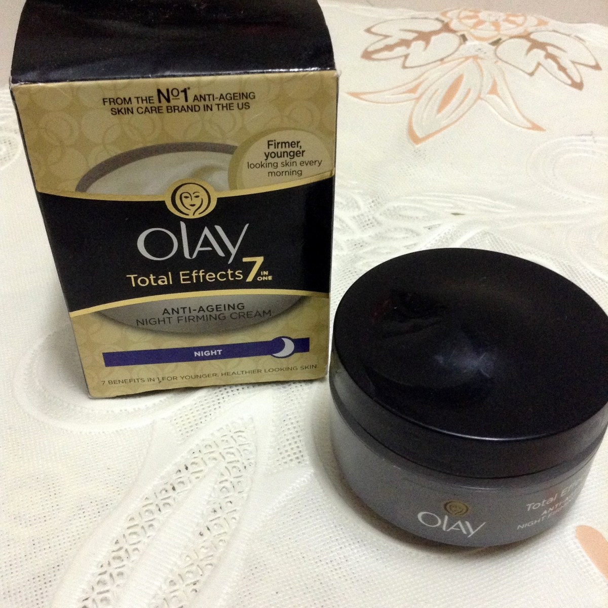 Olay Total Effects 7 in one Anti Aging Firming Night Cream