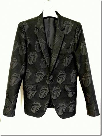 ギャルソンのストーンズジャケット