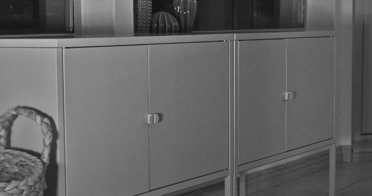 IKEA-kalusteet ja yhdessä tekemisen riemu.