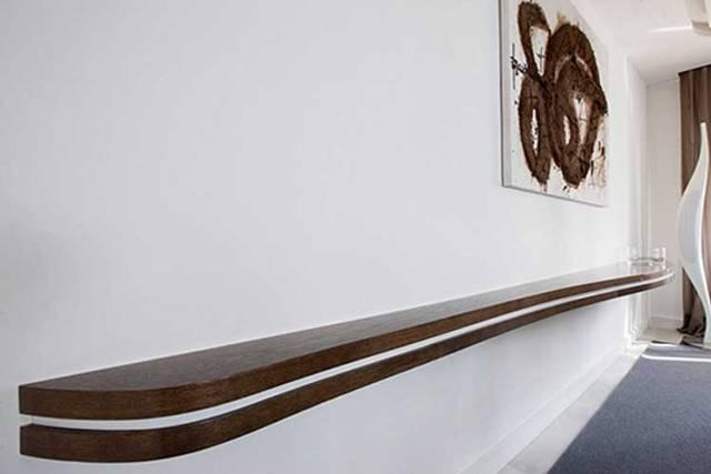 Koridorlar uzunlamasına çizgiler