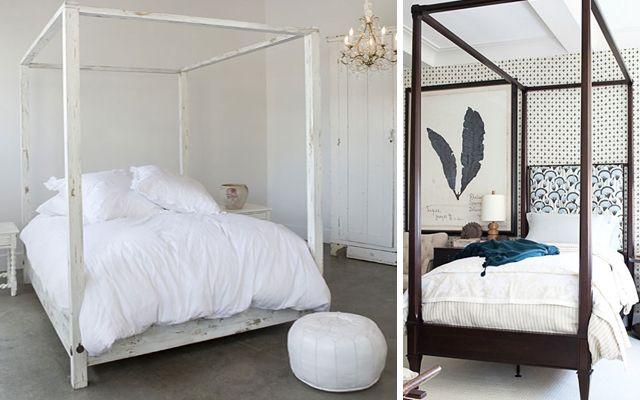 dekorasyon-yatak odası-yatak-gölgelik