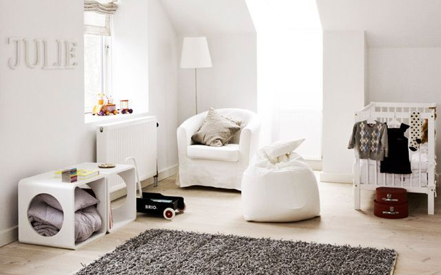 dekorasyon-çocuk-yatak odası-ile-beşik-02