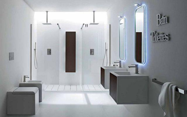 Kare banyoların dağıtımı