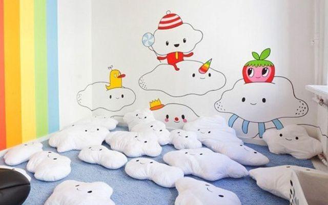 Oyun odasını dekore etme fikirleri