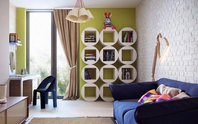 Çocuklar için çocuk odaları nasıl dekore edilir