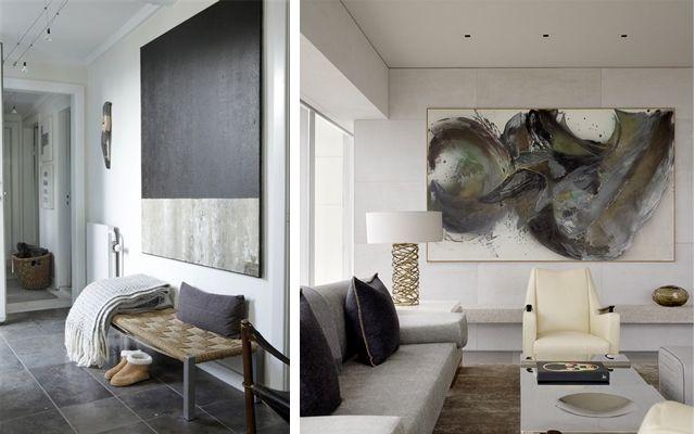Modern ama rahat dekorasyon: çağdaş tarzın anahtarları