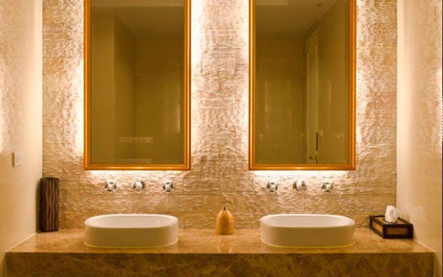 Banyo aynası aydınlatması