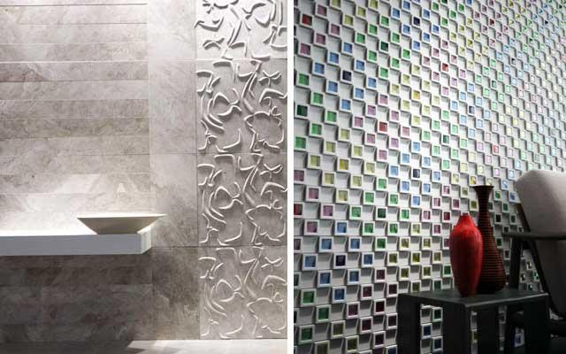 Duvarları 3D olarak dekore etme fikirleri