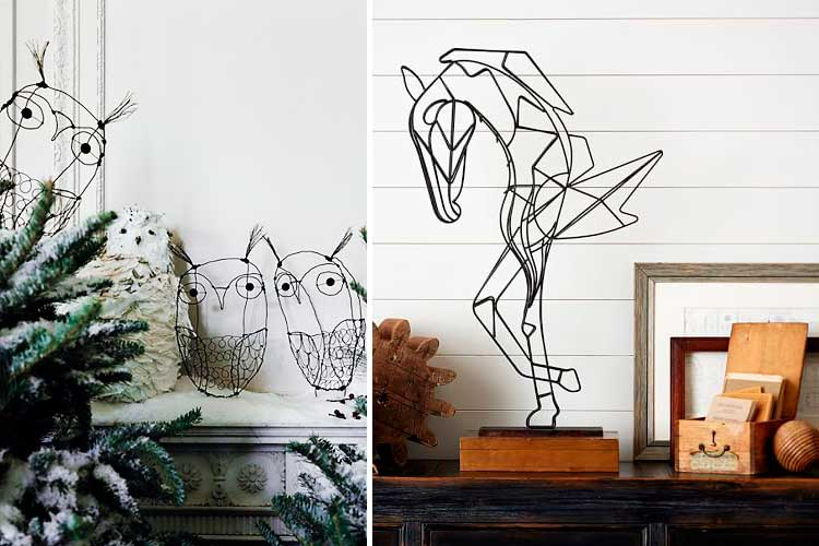 İç tasarımda hayvanlar