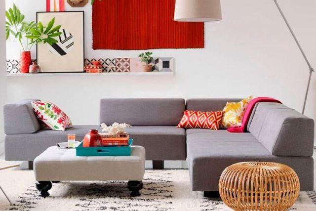 Kolsuz kanepelerle dekorasyon fikirleri