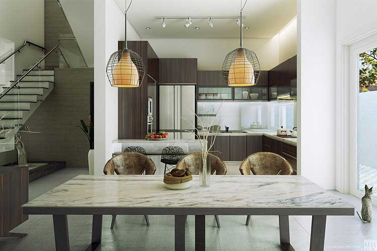 dekorasyon-yemek-odaları-iki-lamba