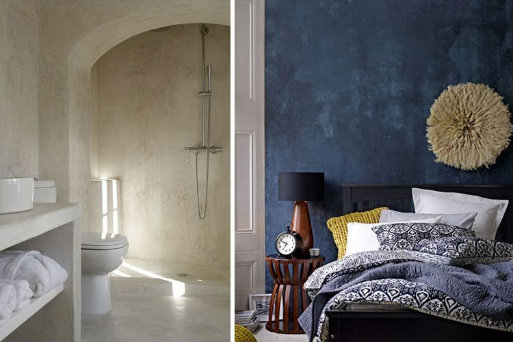 Duvarlar ve diğer dekorasyon unsurları için boya çeşitleri