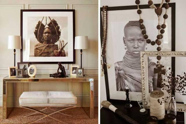 Kabile fotoğrafçılığı ile duvarlar nasıl dekore edilir