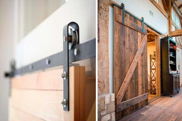 Ahır tarzı kapılar