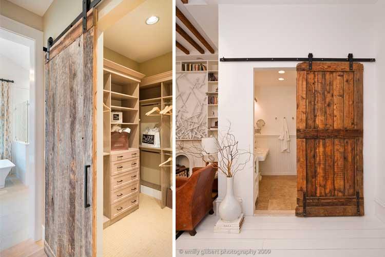 Rustik Ahır Kapıları