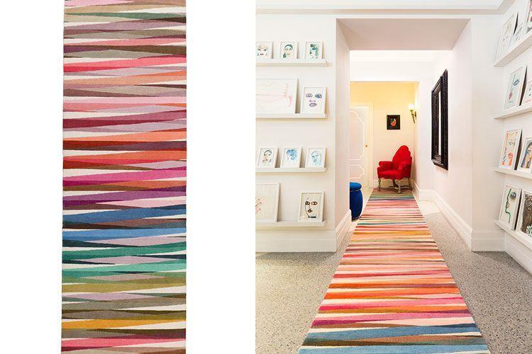 Halı dekorasyonunda renk