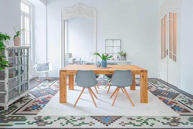 Muhteşem Mosaico Nolla zeminleri
