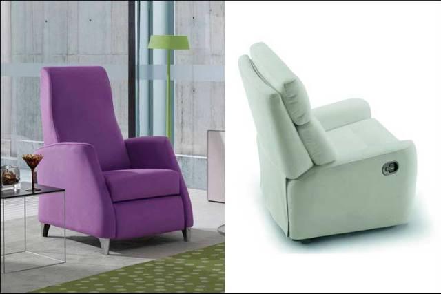 Rahat koltuklar tasarlayın