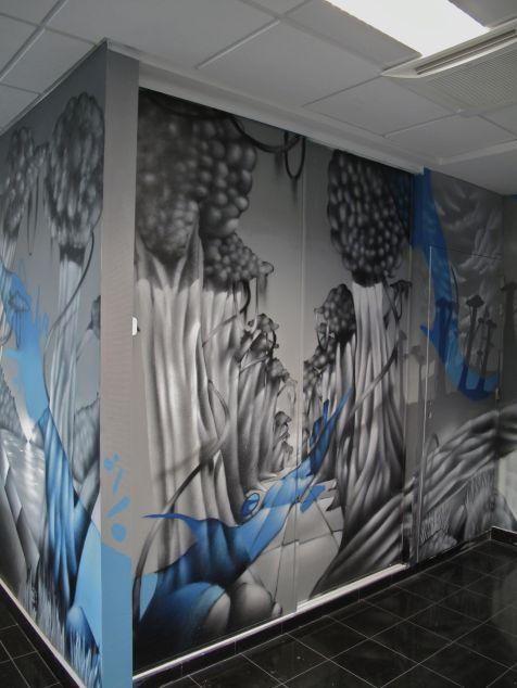 decoration murale personnalisé
