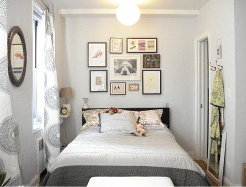 25 Awesome Small Bedroom Decorating Ideas-Designs
