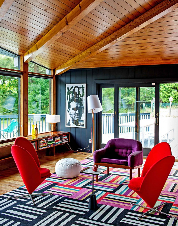 unique colorgul apartment 8 ideas
