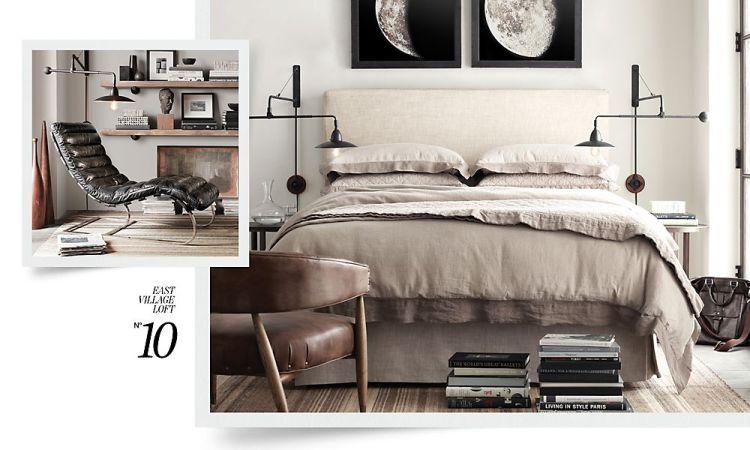 21 Industrial Bedroom Designs Decoholic