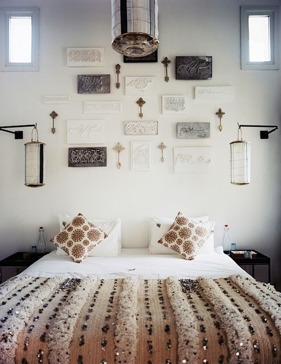40 Moroccan Bedroom Ideas Themed Bedrooms Decoholic