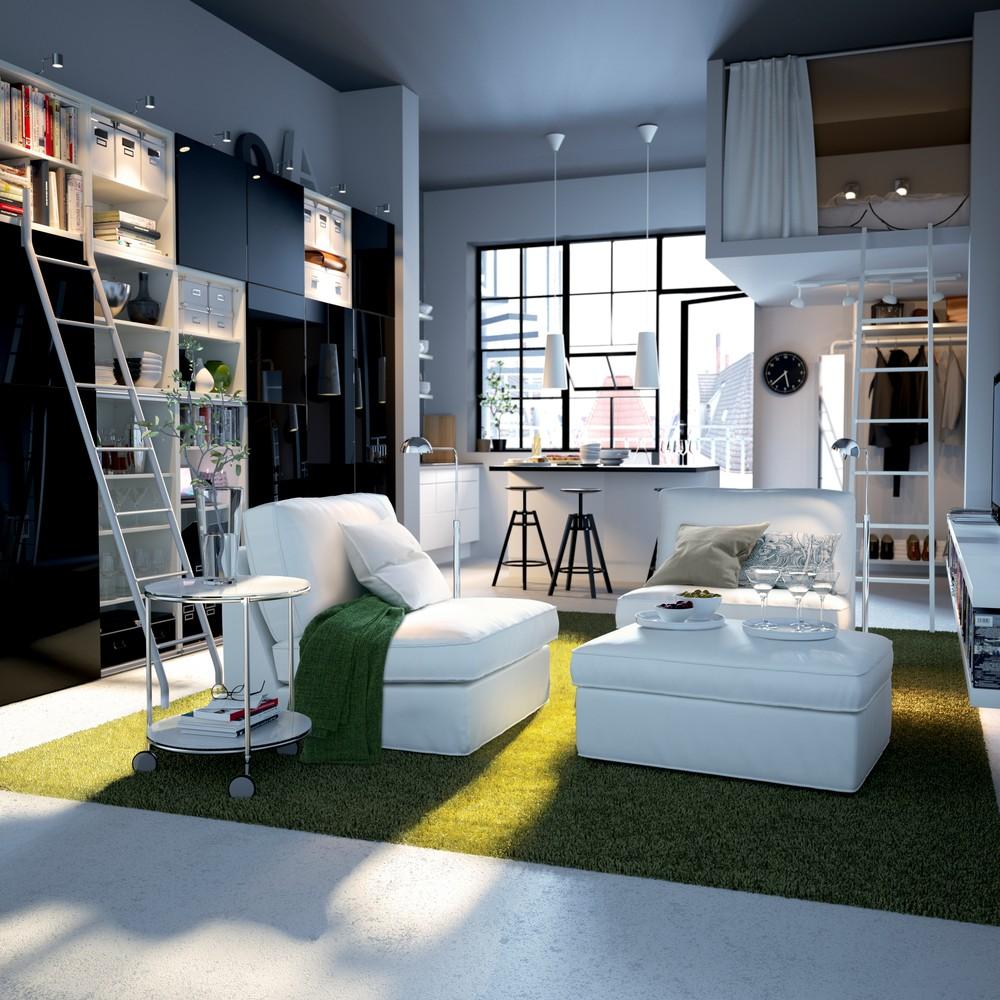 Studio Apt Design Ideas
